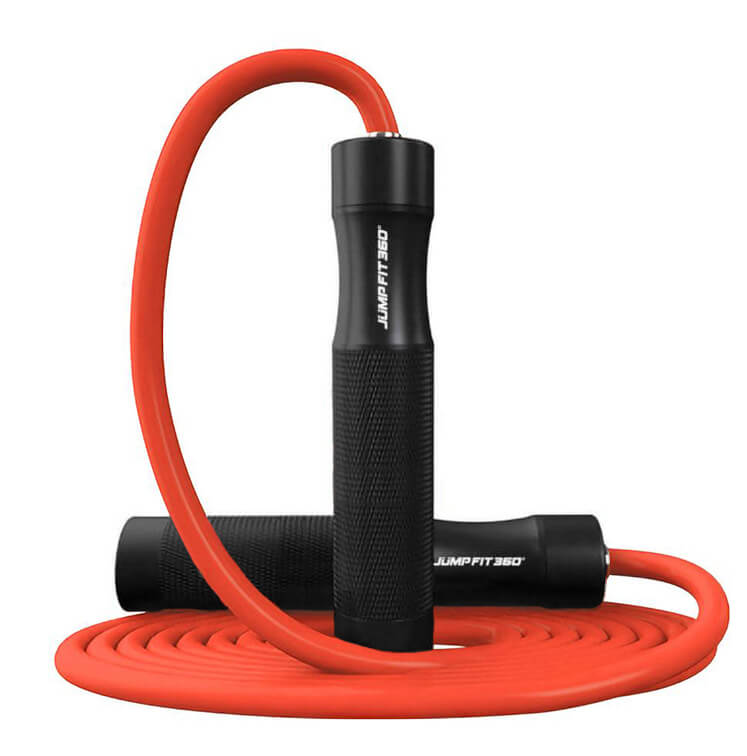 JUMP FIT 360 HEADY ROPE BLACK -BR