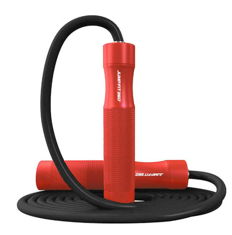 JUMP FIT 360 HEADY ROPE BLACK -RB